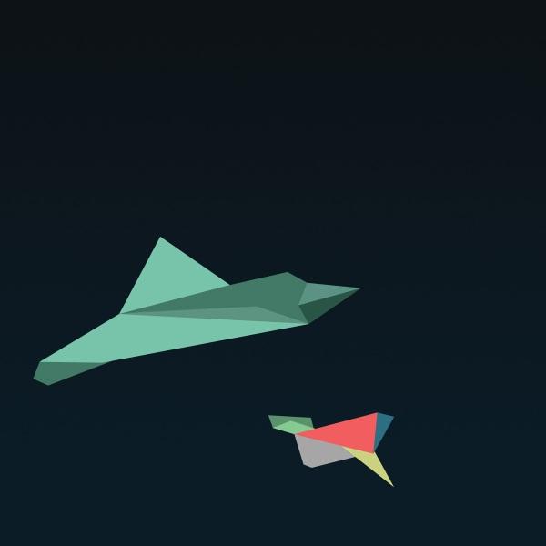 Nosaj Thing album art - drift